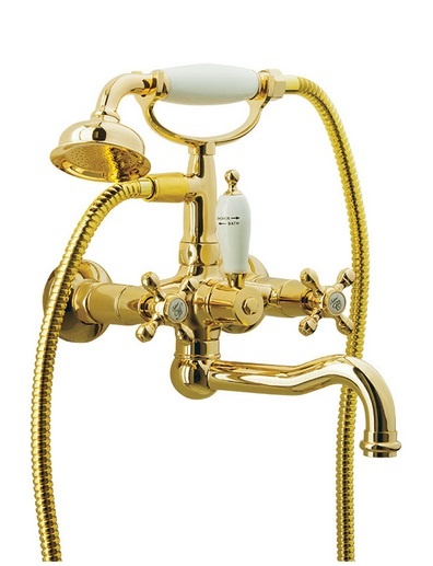 смеситель для ванны Boheme Tradizionale Oro 293