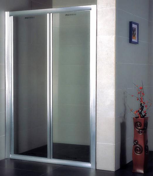 душевая дверь в нишу Lanmeng LM-310(105-110)