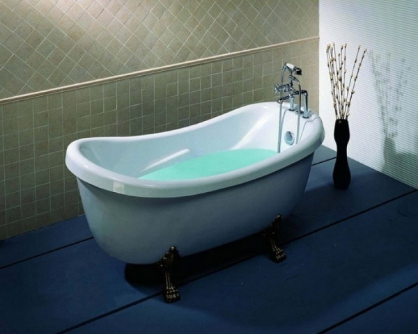 овальная ванна на ножках Appollo TS-1705