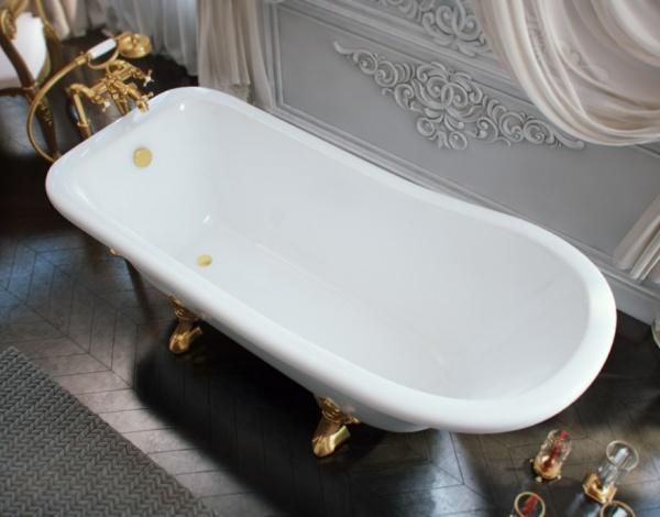 мраморная ванна Эстет Царская