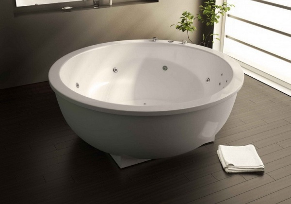 круглая ванна для двоих Астра-Форм Олимп