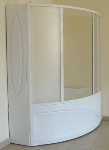шторка для ванны BAS Николь