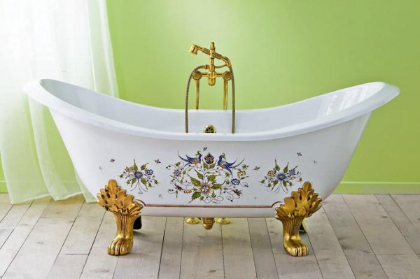 чугунная премиум ванна Recor Antique 180x77 см